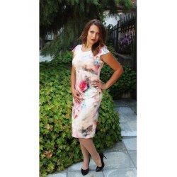 Права лятна рокля София