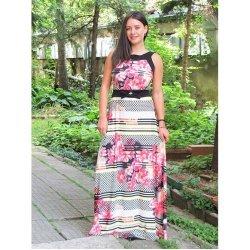 Дълга рокля Моника