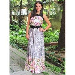 Дълга рокля Стела