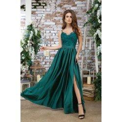 Бална рокля цвят тюркоаз