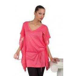 Дамска блуза с дантела