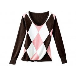 Блуза фино плетиво