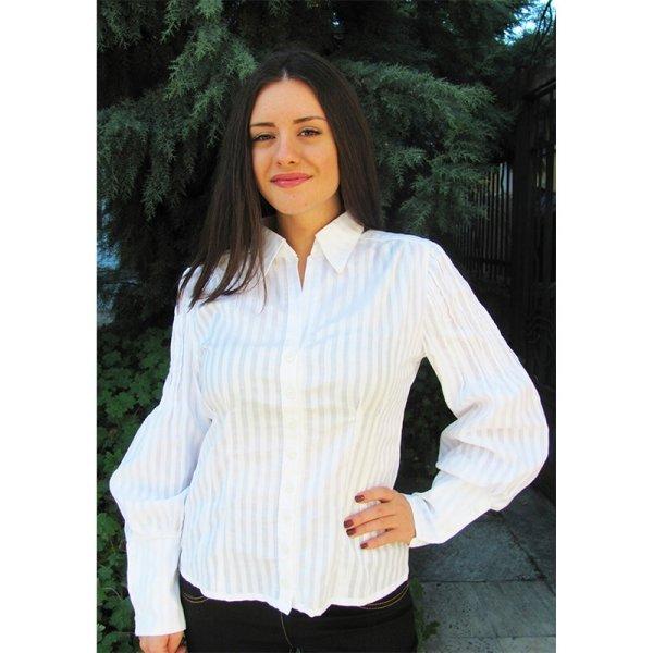 Бяла риза Zara