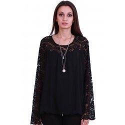 Черна блуза едри дами