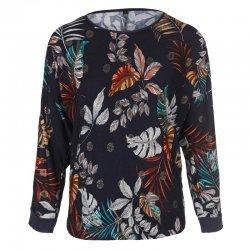 Блуза с прилеп ръкав 4XL