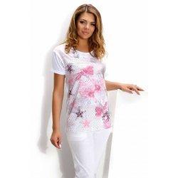 Блузка с щампа