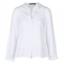Бяла риза с копченца
