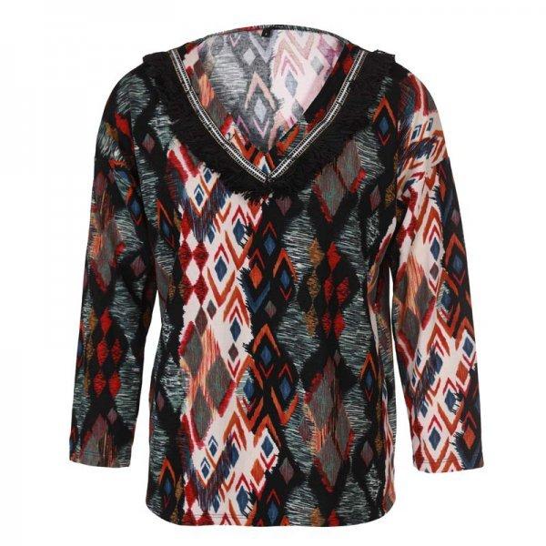 Дамска блуза с макси номерация