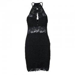 Дантелена рокля на GUESS