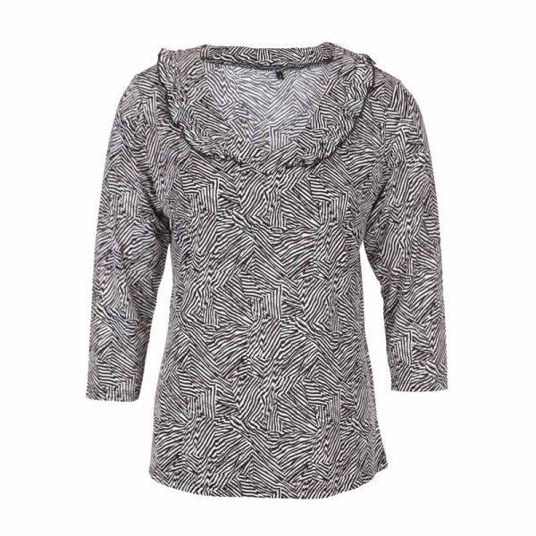 Есенна блуза дамска