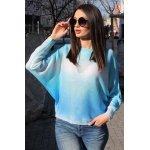 Блуза с прилеп ръкав пролетна