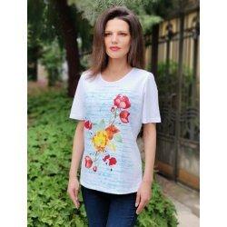 Дамска тениска щампа