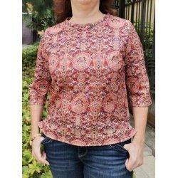 Есенна дамска блуза