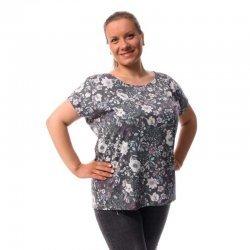 Лятна блуза флорален принт