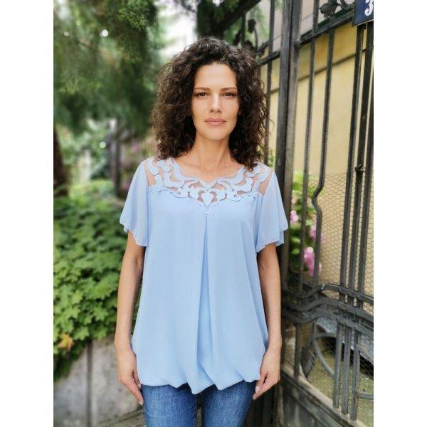 Официална лятна блуза