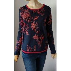 Памучна блуза Cecil на цветя