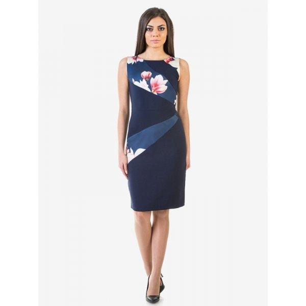 Дамска елегантна рокля София