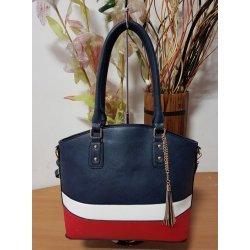 Лятна чанта три цвята
