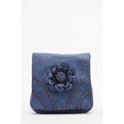 Синя чанта