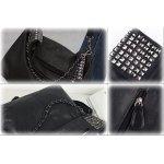 Черна дамска чанта Dakian Black
