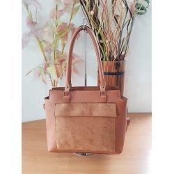 Кафява чанта