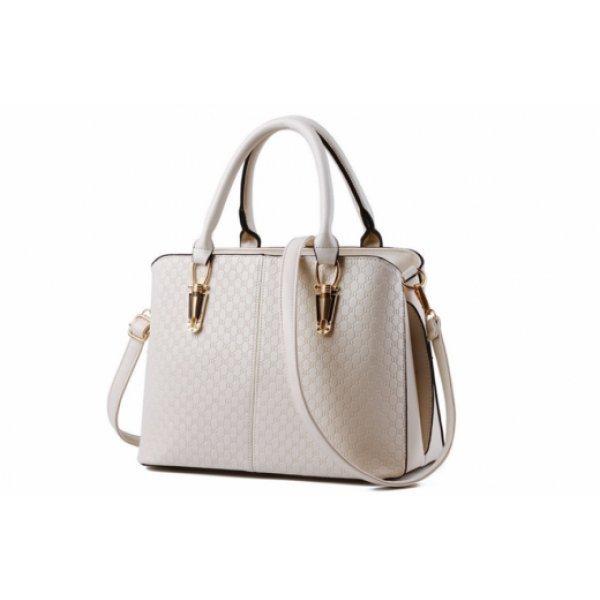 Дамска чанта Flora Beige