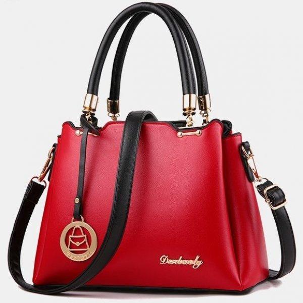 Дамска чанта Marie Red
