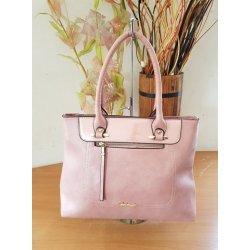 Дамска чанта с лак