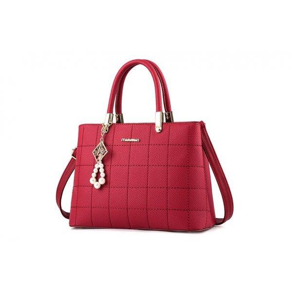 Лятна чанта Raelyn червена