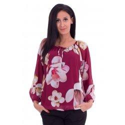 Шифонена блуза Виолета
