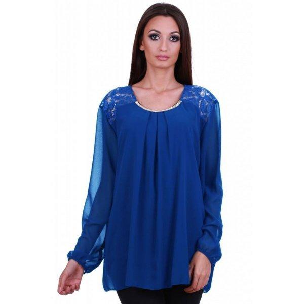 Блуза за едри дами