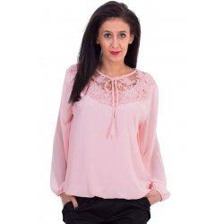 Елегантна шифонена блуза