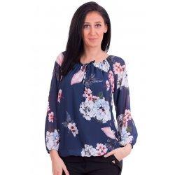 Дамска блузка шифон