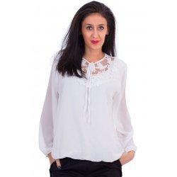 Официална блузка с бродерия