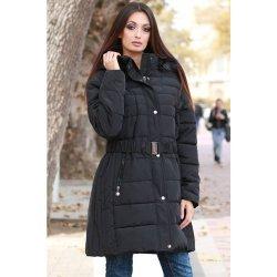 Черно зимно яке