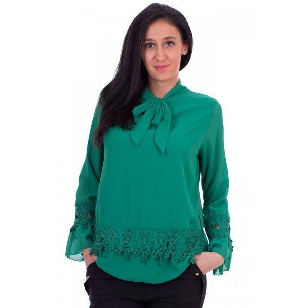Елегантна блуза от жоржет