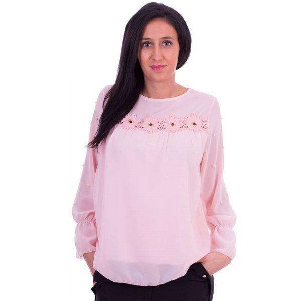 Официална блузка за пролетта