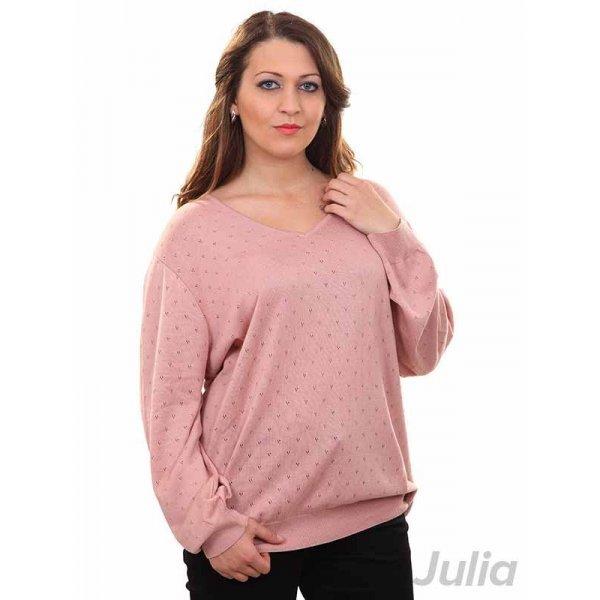 Плетена блуза S размер