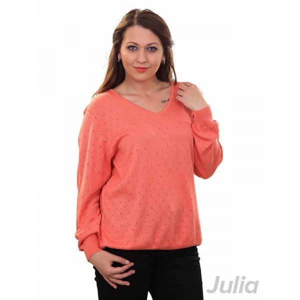 Блуза плетиво XXL
