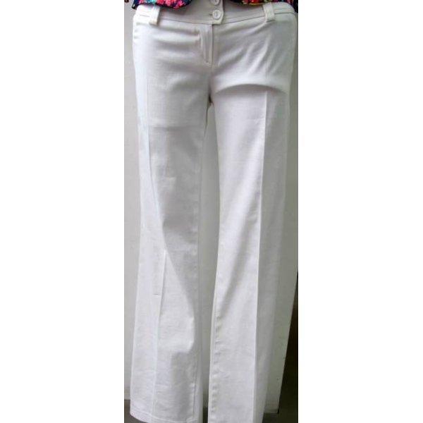 Бял панталон класически