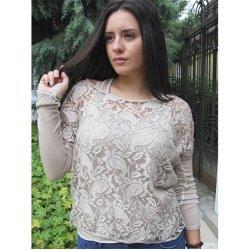 Блуза и потник комплект