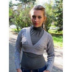Пуловер онлайн къс