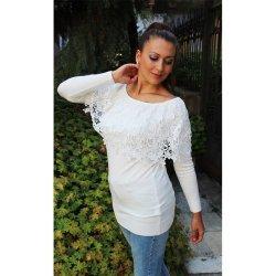 Плетен блузон