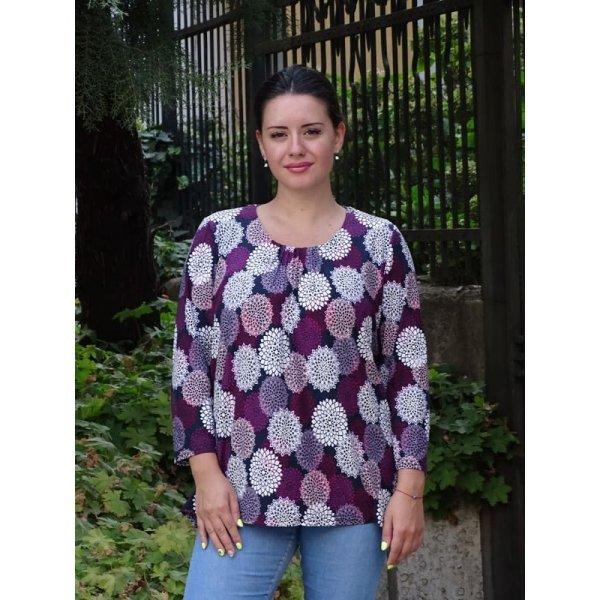 Блуза големи размери