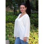 Бяла блузка 2ХL
