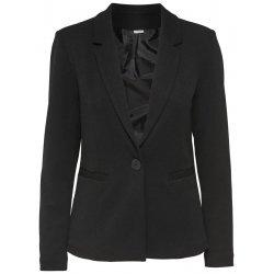 Дамско черно сако