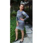 Дамска българска рокля