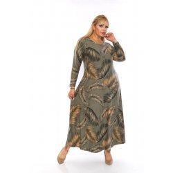 Дълга макси рокля