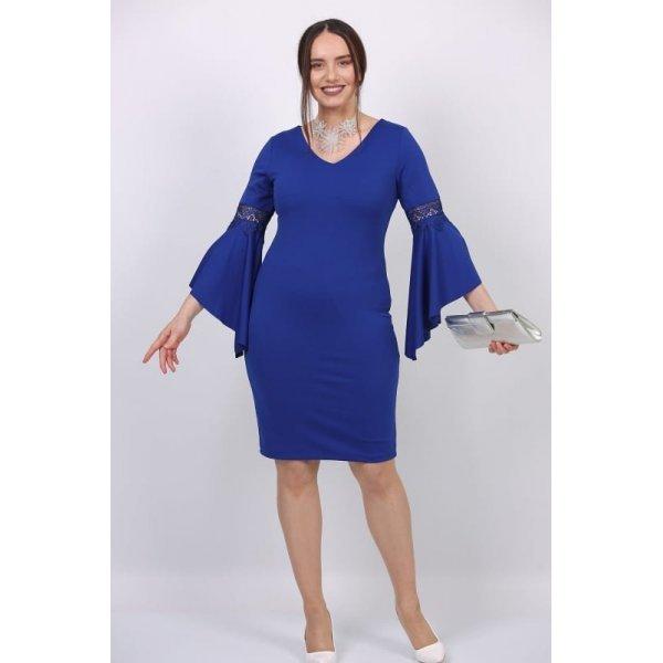 Официална рокля за едри жени