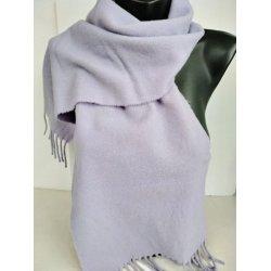 Бледолилав кашмирен шал